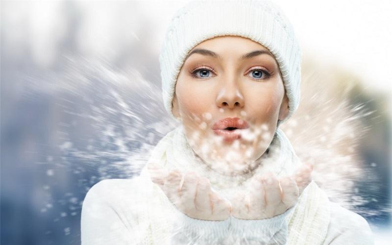 Soğuk havalarda cildinizi koruyun