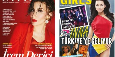 Moda Dergisi She and Girls
