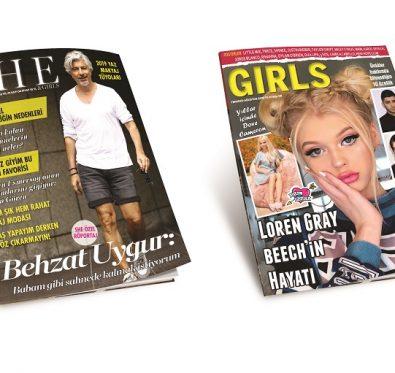 She And Girls Dergisi Yaz Sayısı