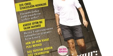 Moda ve Güzellik Dergisi She and Girls