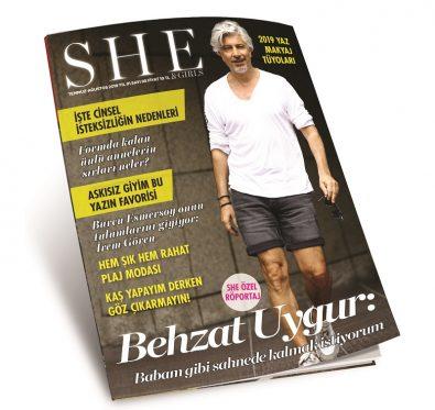Moda ve Güzellik Dergisi She and Girls