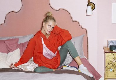 HM Home At Home With Poppy Delevingne