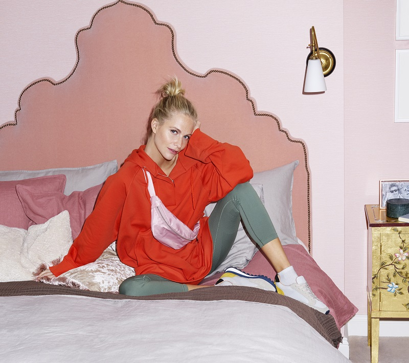 HM HomeAt Home With Poppy Delevingne