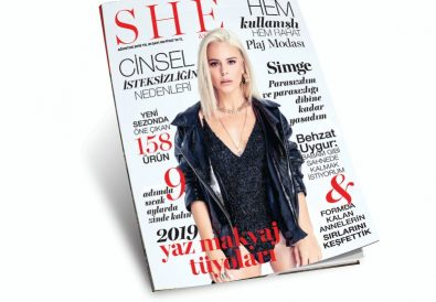 Moda ve Alışveriş Dergisi She and Girls.