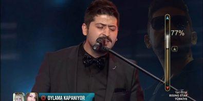 Ferit ÖzkanRising Star Türkiye